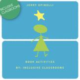 Stargirl: Novel Study and Book Activities