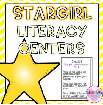 Stargirl Literacy Centers