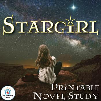 Stargirl Novel Study Book Unit Printable Version