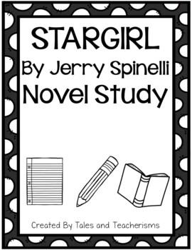 Stargirl Novel Study - Student Packet