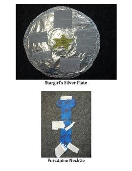 Stargirl Poster Project - Plot Diagram