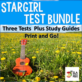 Stargirl Test Bundle!  Three tests are included!
