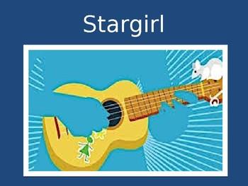 Stargirl Unit PowerPoint