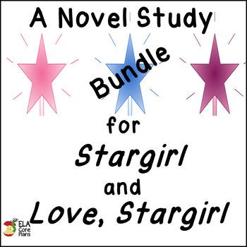 Stargirl and Love, Stargirl Novel Unit Bundle