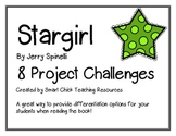 """Stargirl"", by J. Spinelli, Project Challenges to go with the Book"