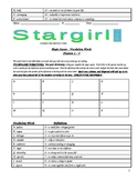Stargirl by Jerry Spinelli Complete 40 Page Literature Unit