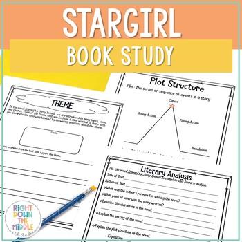 Stargirl by Jerry Spinelli {Novel Study}