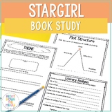Stargirl by Jerry Spinelli Novel Study