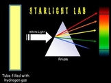 Starlight Lab (Spectral Analysis), PowerPoint and Teacher Guide