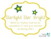 Starlight Star Bright: Music File Folder Games