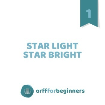 Star Light Star Bright: High/Low and So/Mi on Xylophones