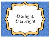 Starlight Starbright: A folk song to teach ta titi, high-low, and sol-mi