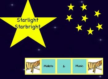 Starlight Starbright Sol Mi Lesson