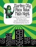 Starling City Place Value Math Night Kit Green Arrow Theme