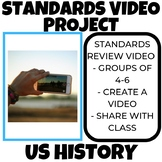 Standards based Video Project US History