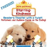 Starring: Kindness! Freebie! #kindnessnation #weholdthesetruths