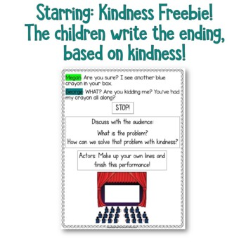 Starring  Kindness  Freebie