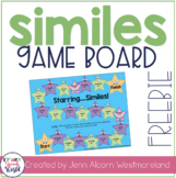 Simile Game Board for Speech Therapy