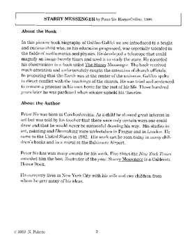 Starry Messenger Literature Guide