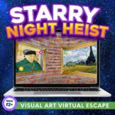*Starry Night Heist: 360 Digital Escape Room - Middle Scho