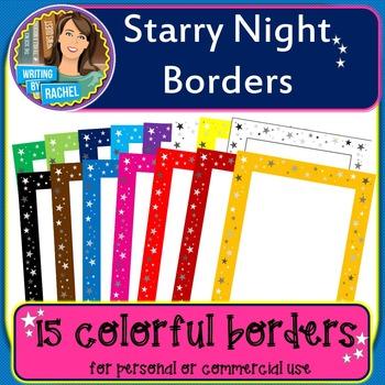 Starry Night: Star Borders