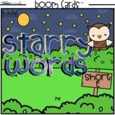 Starry Short E CVC Words