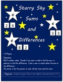 Starry Sky Sums and Differences