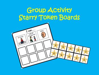 Starry Token Boards