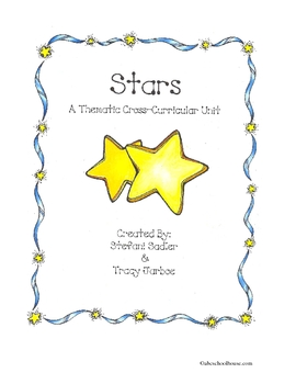 Stars: A Thematic Cross Curricular Unit