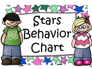 Stars Behavior Chart