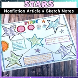 Stars Characteristics and Life Cycle Activity