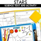 Stars Characteristics and Life Cycle Activity