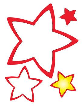 Stars Classroom Theme Art