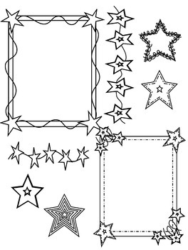Stars Clip Art
