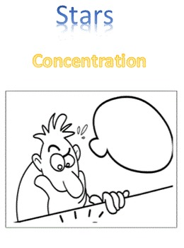 Stars Concentration
