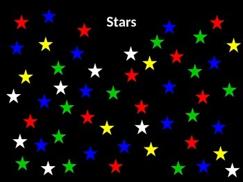 Stars (Connect Four Game Template)
