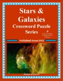 Stars and Galaxies Crossword Puzzle Series