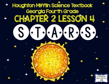 Stars (Houghton Mifflin 4th Grade Science Chapter 2 Lesson 4)