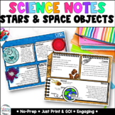 Stars Life Cycle - Science Notes