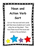 Stars Noun and Verb sort