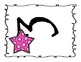 Stars Number Line 1-20
