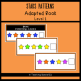 Stars Patterning - ADAPTED BOOK