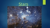 Stars Powerpoint- Lesson