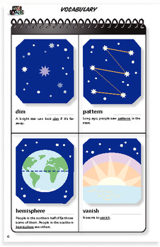 Stars - Printable Leveled Reader