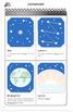 Stars - Printable Leveled Reader