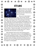 Stars Reading Passage and Questions