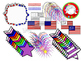 Stars & Stripes Clipart (Personal & Commercial Use)