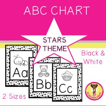 ABC Chart Stars Design