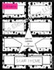 Name Plates and Name Tags Stars Theme (Editable)