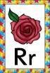 Stars Themed Alphabet Posters Frieze {UK Teaching Resource}